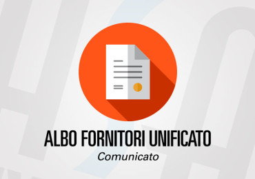 ALBO FORNITORI UNIFICATO