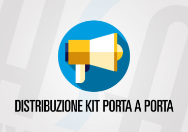 Distribuzione kit e incontri con i cittadini per il nuovo avvio del servizio porta a porta