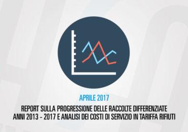 Aprile 2017 – Raccolta differenziata al 55%