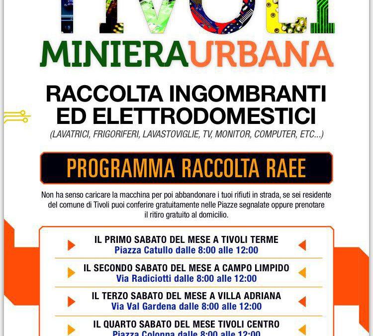 Tivoli Miniera Urbana sul Portale Let'S Clean Europe