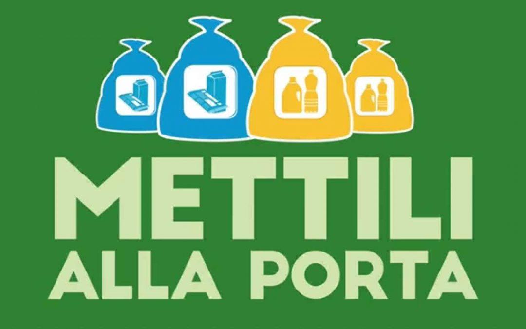Avvio Porta a Porta Paterno, Campolimpido e Villa Adriana