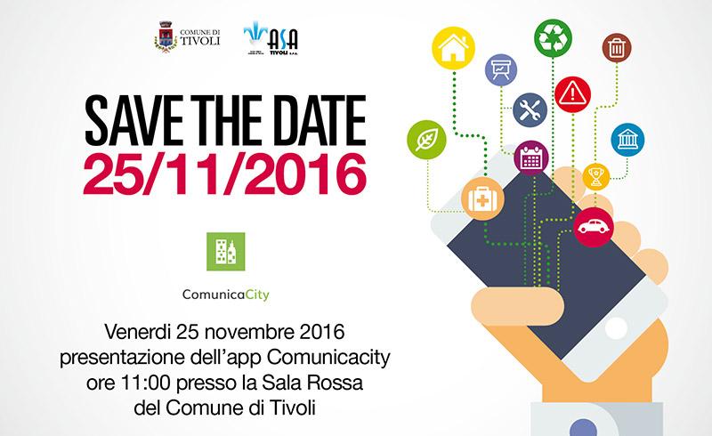 Asa Tivoli S.p.a. – Presentazione App Comunicacity