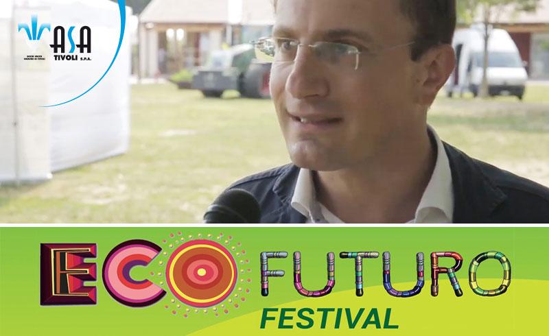 Ecofuturo 2017 – Intervista a Francesco Girardi