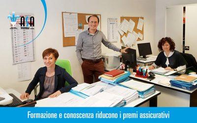 Formazione autofinanziata: 23.000 € in 4 anni