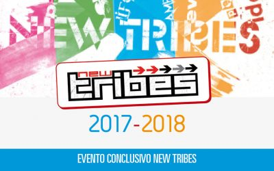 Evento conclusivo New Tribes 2017-2018