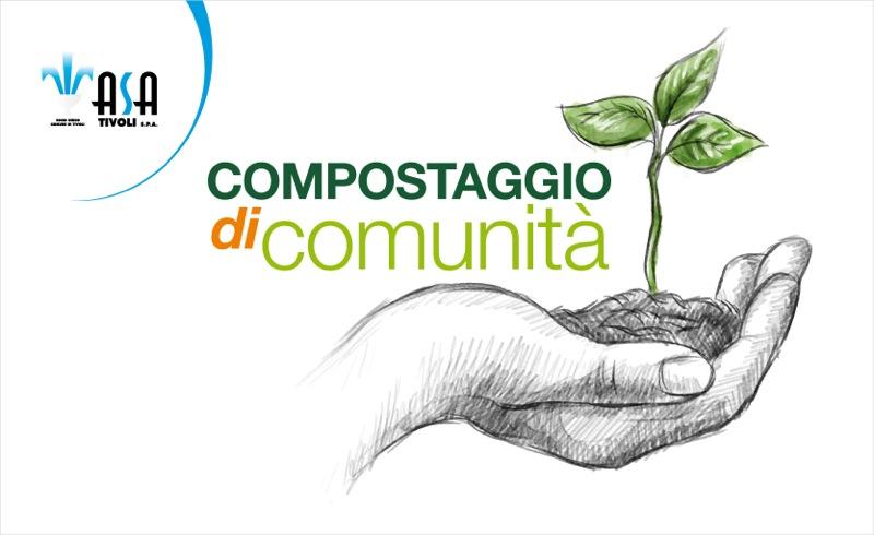 Comunicato stampa – Compostaggio di Comunità
