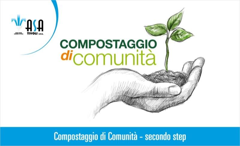 Compostaggio di Comunità – secondo step