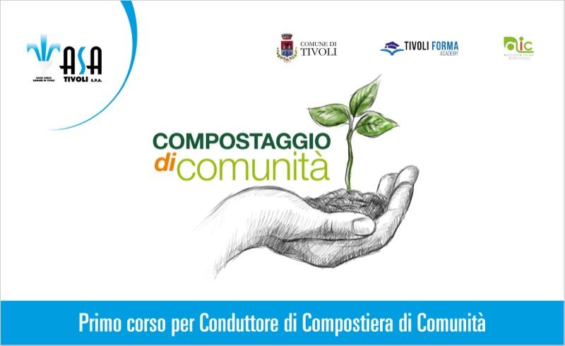 Primo corso per Conduttore di Compostiera di Comunità