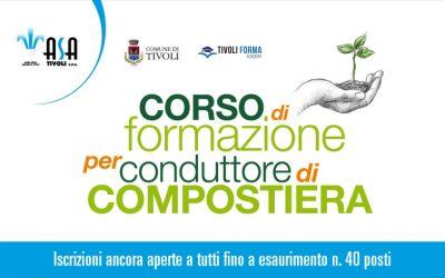 Corso di formazione per conduttore di compostiera