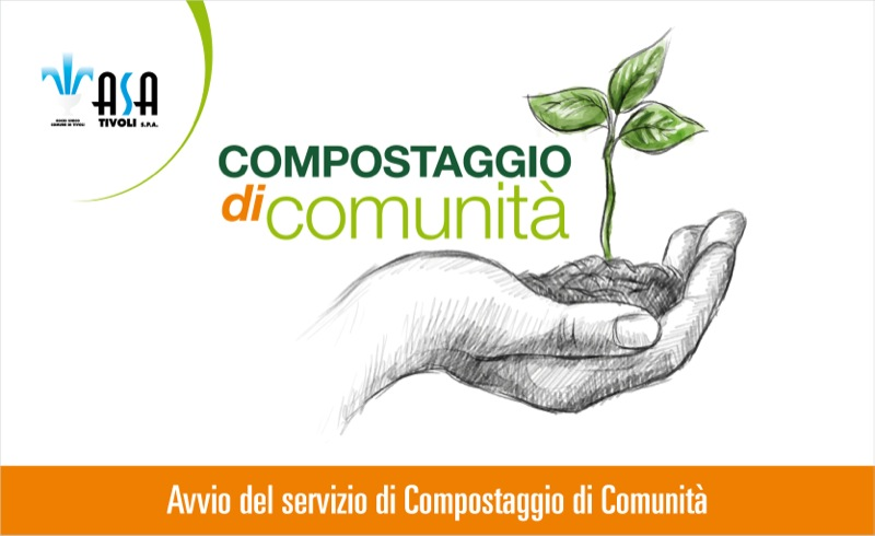 Avvio del servizio di Compostaggio di Comunità