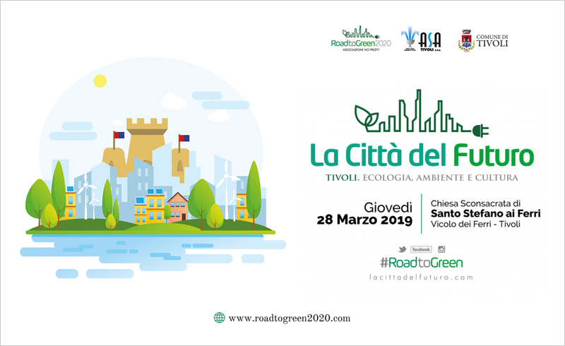 Road To Green… Conduce a Tivoli