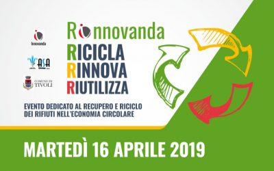 RINNOVANDA – Ricicla, Rinnova, Riusa