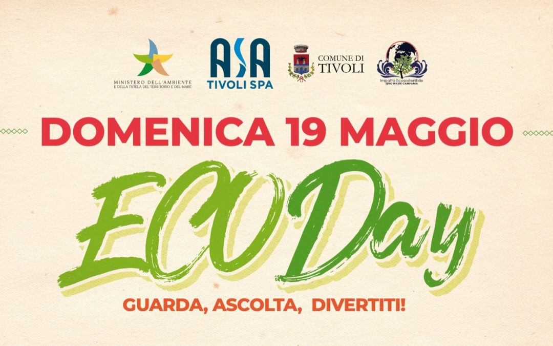 ECO DAY – Guarda, ascolta, divertiti!