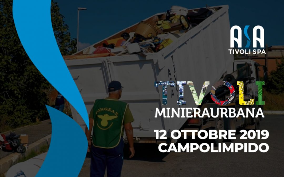 Tivoli Miniera Urbana – 12 Ottobre 2019 Campolimpido
