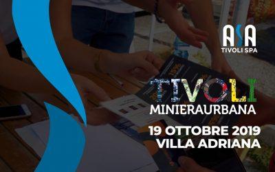 Tivoli Miniera Urbana – 19 Ottobre 2019 – Villa Adriana