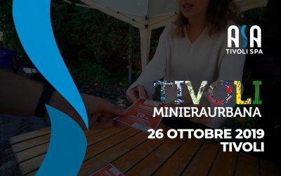 Tivoli Miniera Urbana – 26 Ottobre 2019 – Tivoli