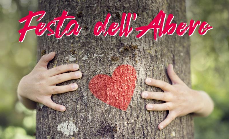 Festa dell'albero – Bosco del Fauno Tivoli Terme