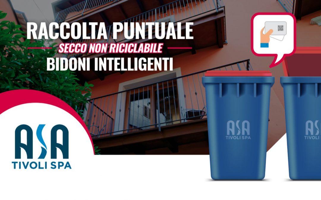 Raccolta puntuale secco non riciclabile – Distribuzione sacchi e incontro con i cittadini