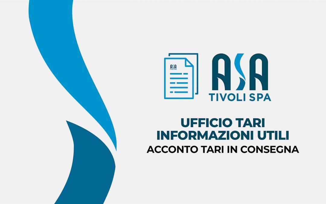 Ufficio TARI – Informazioni utili