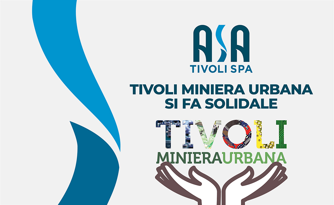Tivoli Miniera Urbana si fa solidale